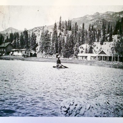 historic rafting antlers creede
