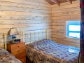 Happy Thought Cabin Bedroom
