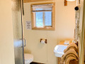 Solomon Cabin Bathroom
