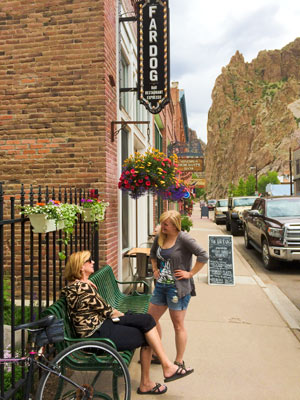 patti sarah downtown creede