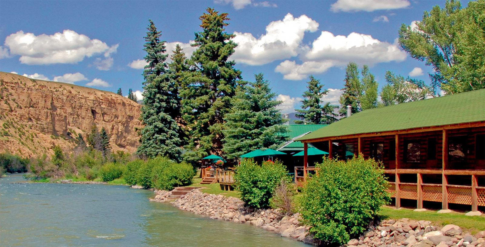 rio grande river lodge